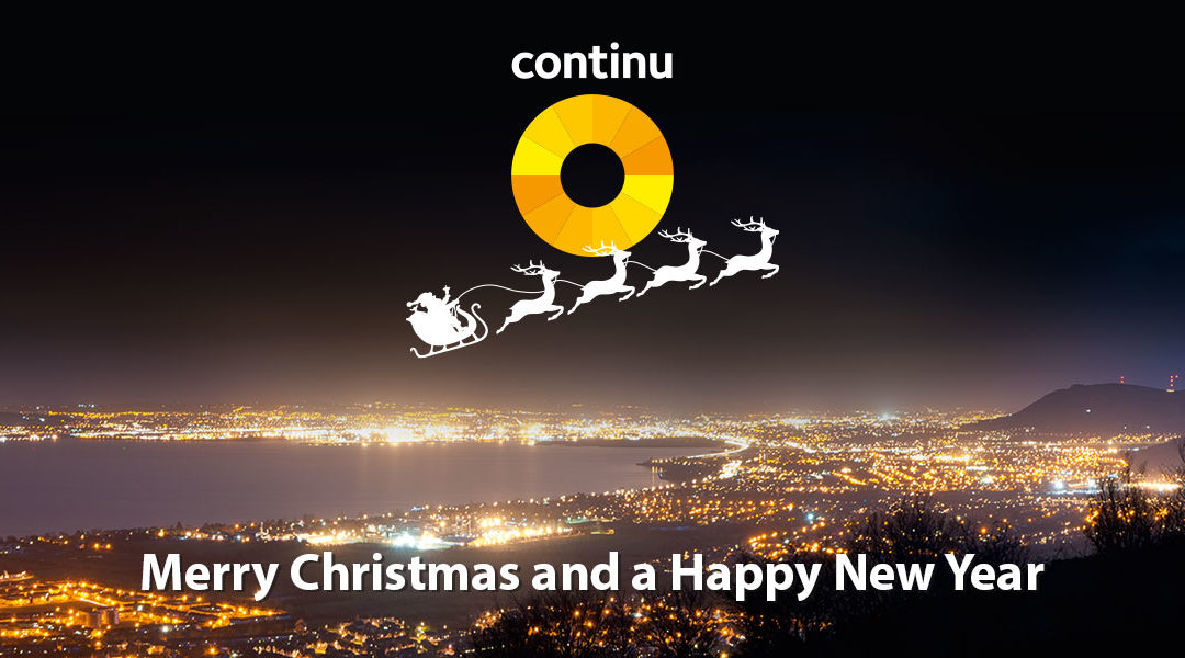 Merry Christmas from Continu
