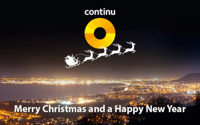 Merry Christmas from Continu!