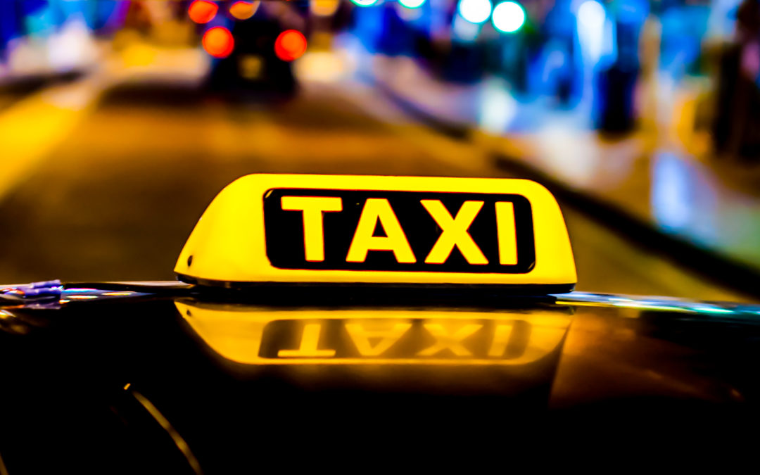 Keeping taxi firms on the road