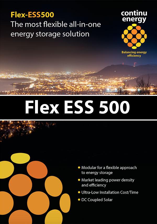 Flex ESS 500
