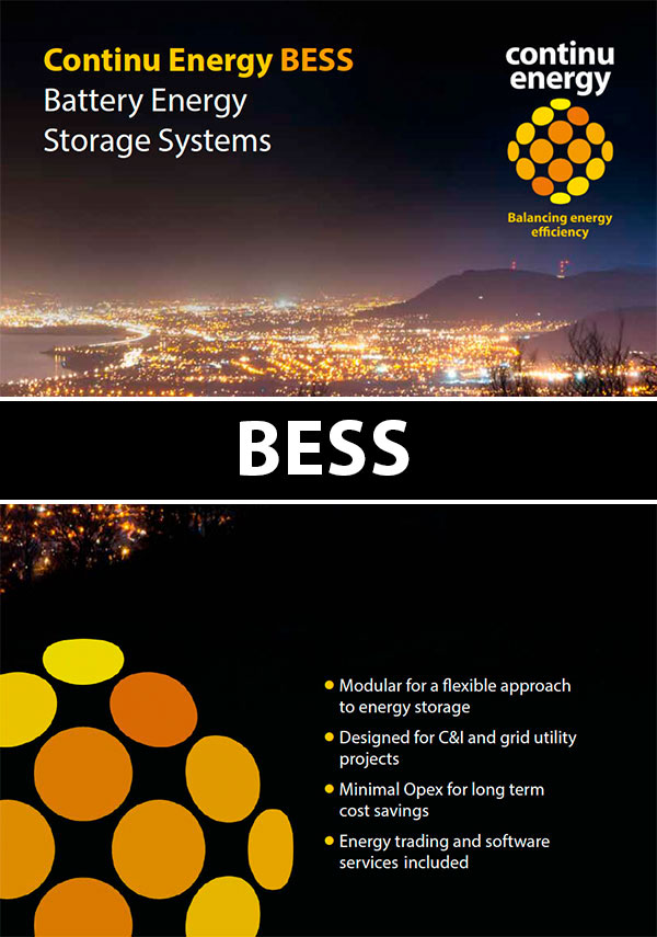 BESS Brochure Cover